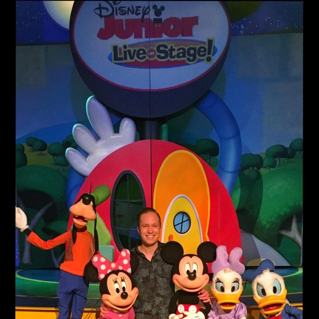 Disney Jr Live on Stage