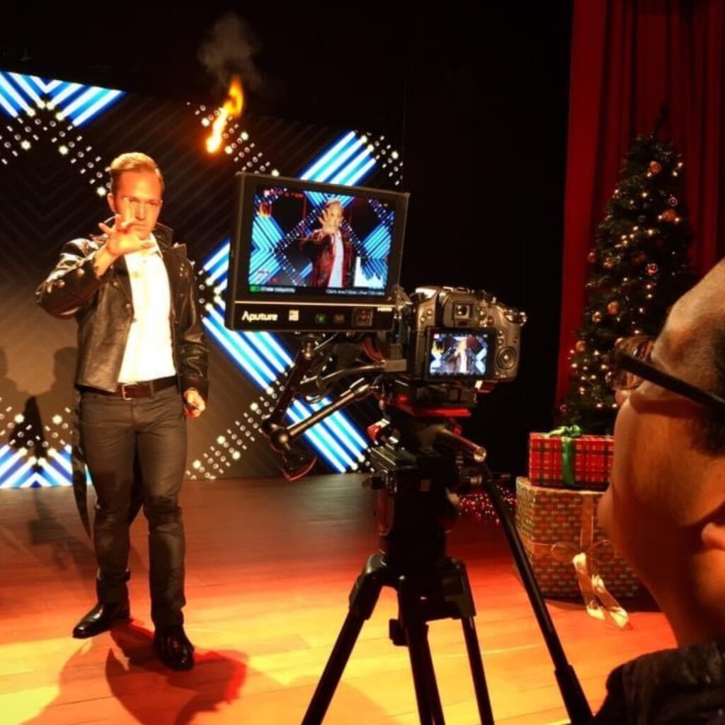 Lit 4 Christmas Music Video