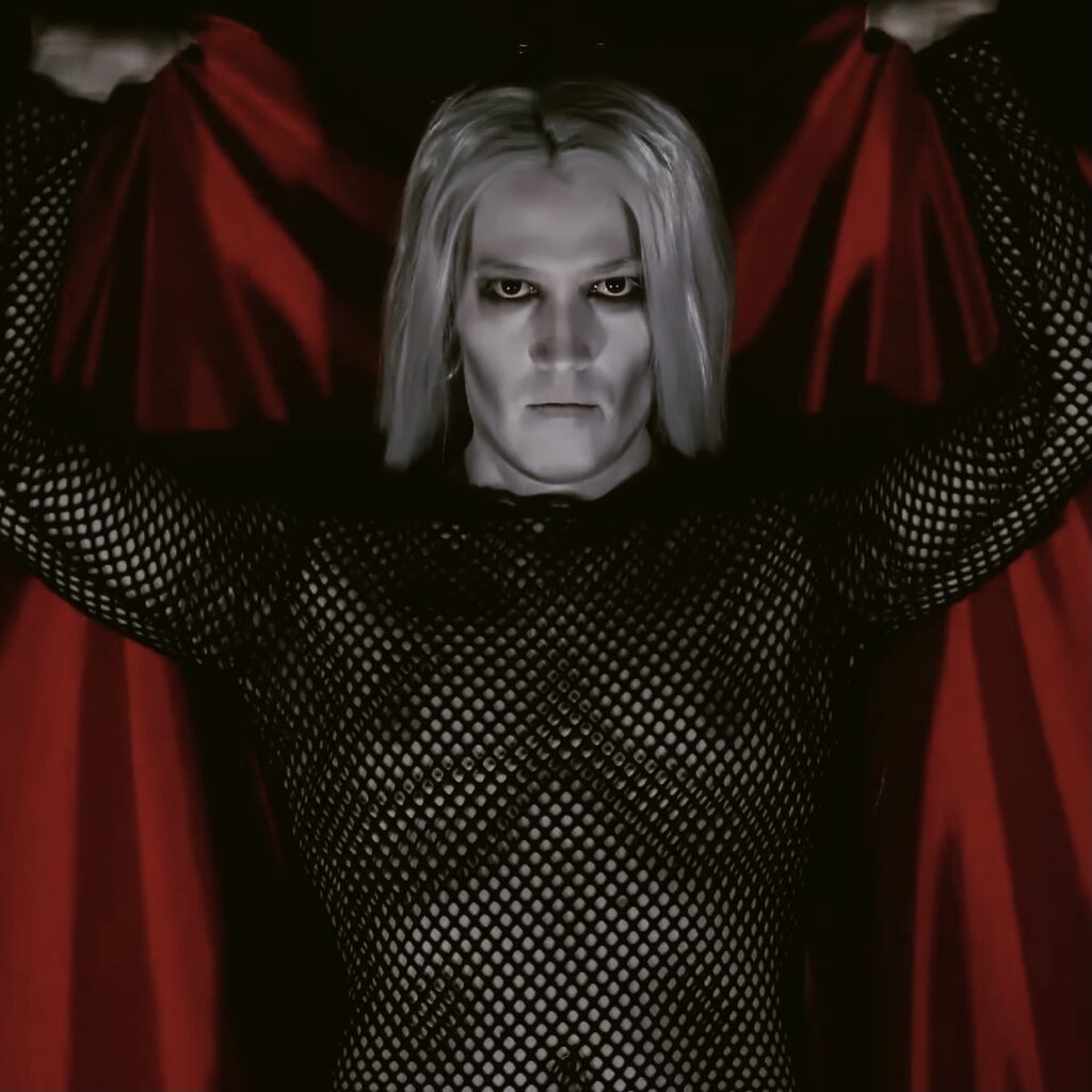 Ryne Strom Vampire